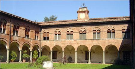 Pisa Museo San Matteo